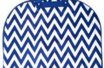 Ever Moda Chevron Zig Zag Prints – A Collection of Hanging Garment Bags (40-inch)
