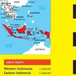 Indonesia Travel Map Fourth Edition (Periplus Travel Maps)