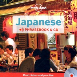 Lonely Planet Japanese Phrasebook and Audio CD (Lonely Planet Phrasebook: Japanese (W/CD))