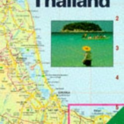 Lonely Planet Thailand Travel Atlas (Lonely Planet Travel Atlas)