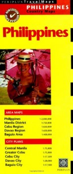Philippines-Travel-Map-1st-Edition-Comprehensive-Country-Maps-0