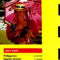 Philippines Travel Map 1st Edition (Comprehensive Country Maps)
