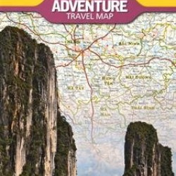 Vietnam North (National Geographic Adventure Map)