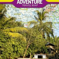Vietnam South (National Geographic Adventure Map)