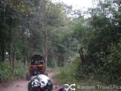 Chiang Mai, Thailand ATV Tour Part 1 of 4