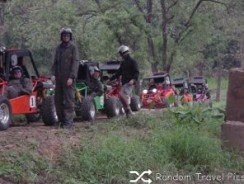Chiang Mai, Thailand ATV Tour Part 2 of 4